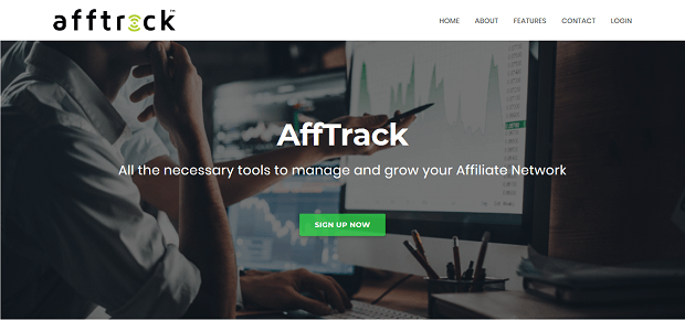 affiliate program tools - afftrack