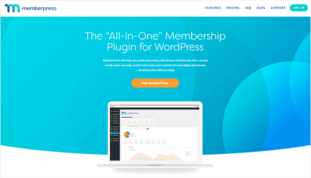use memberpress to create an online course