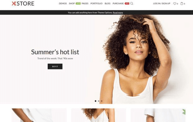 xstore woocommerce wordpress template