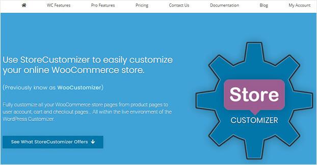 StoreCustomizer WooCommerce