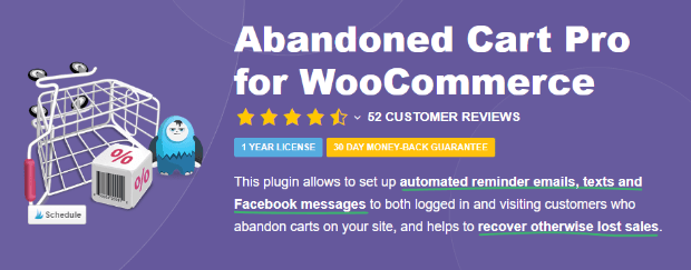 abandoned cart pro for woocommerce