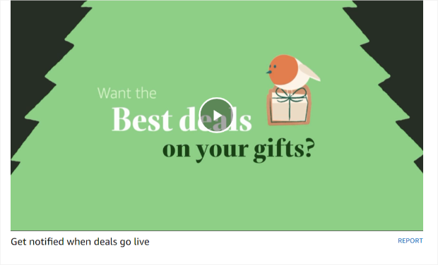 amazon sign up for deal notifications