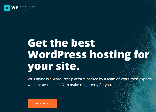 wp engine managed hosting for wordpress sites
