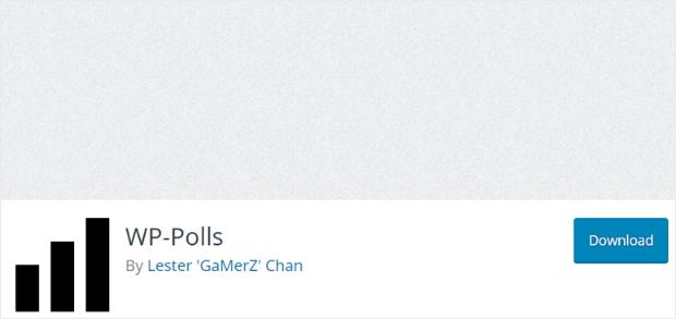 wp-polls online survey tools