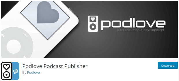 podlove podcast publisher plugin
