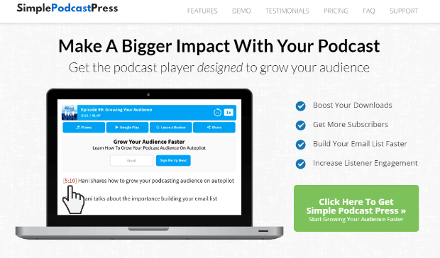 simple podcast press wordpress plugin