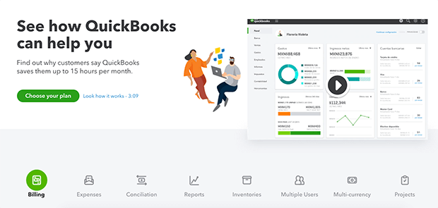 quickbooks for optinmonster