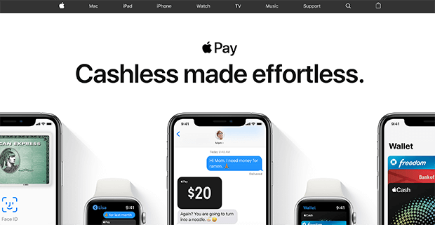 apple pay mobile payment solution
