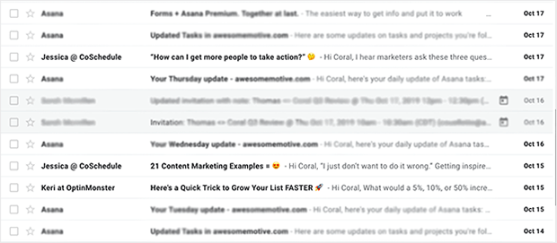 email subject lines with emojis