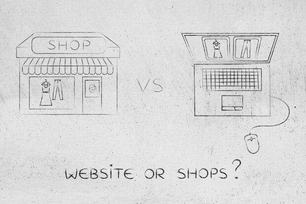 ecommerce-vs-retail-statistics