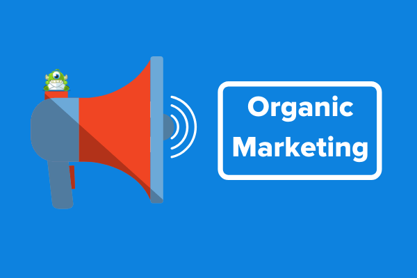 ecommerce best practices: organic content marketing