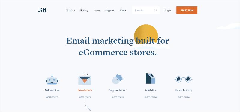 jilt homepage