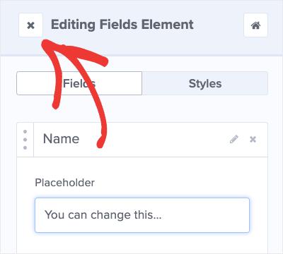 Exit Editing Field min