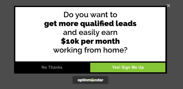 Keep TEXT SIMPLE and Clean to Qualify Leads min