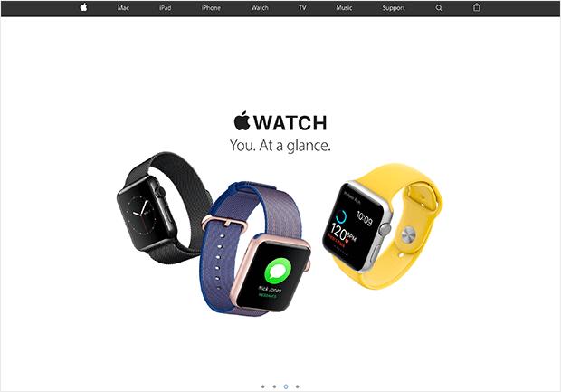 apple-simplicity-in-web-design-principles