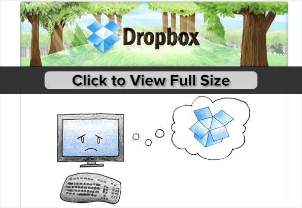 copia dropbox-non-installata-e-mail