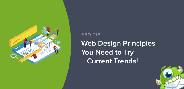 16 Web Design Principles You Need To Try Current Trends