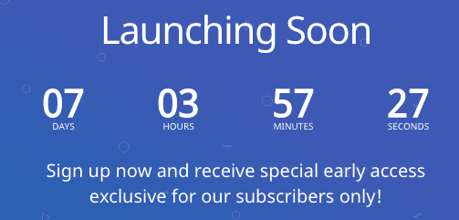 Email Countdown Timer Examples