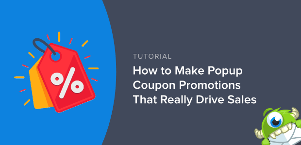 Coupon Popup Promotion Featured Image