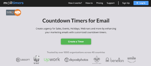 MailTimers homepage min