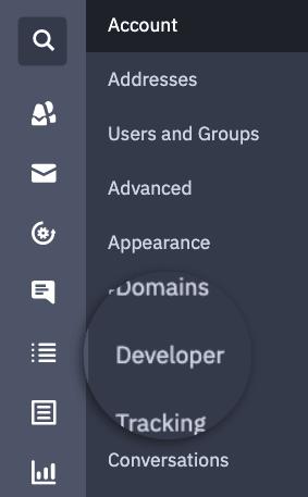 ActiveCampaign Settings_Developer