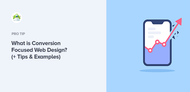 what is conversion focused web design