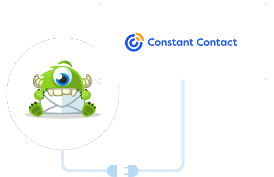 constant contact integration with optinmonster