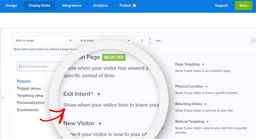 exit-intent-popup-maker