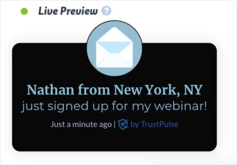 trustpulse webinar